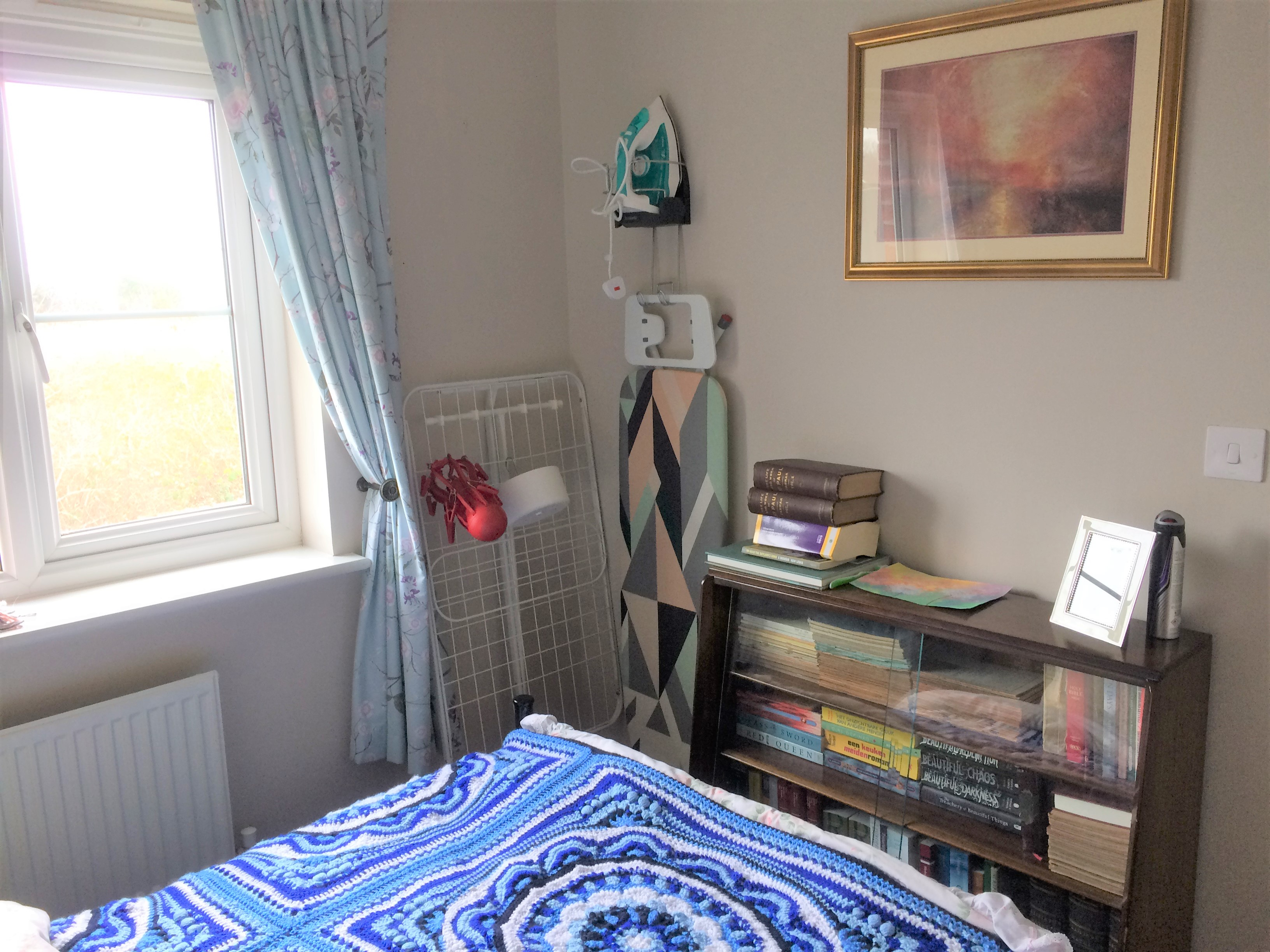 After photo guest bedroom